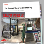 Elevator World UK 100th Issue - The Rise and Rise of Escalator Safety
