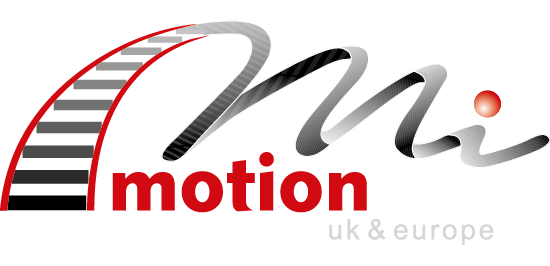 MOTION ICON UK and Europe - Escalator Step Branding